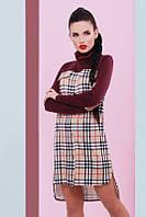 Модное женское  платье Lucy FashionUp 42-48  размеры