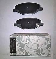 Тормозные колодки передние Chery Amulet с 2006г