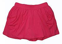 Юбка-шорты для девочек оптом, Emma Girl, 116-146 рр., арт. 7843