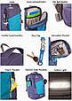 Яркий рюкзак Deuter StepOut 12, 3810215 2307 бирюзовый 12 л, фото 6