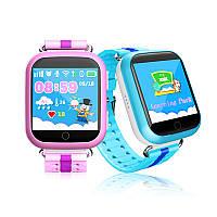 """Детские """"умные"""" часы-телефон  Smart Baby Watch GPS Q750"""