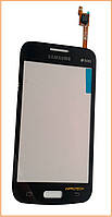 Сенсор (тачскрин) Samsung G350e Galaxy Star Advance Duos Dark Grey Original