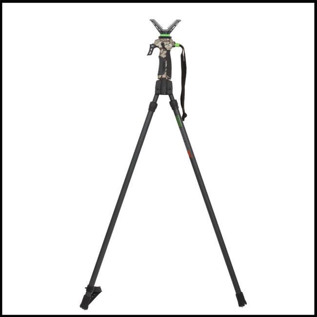 Телескопическая опора для оружия Primos Trigger Stick Gen 2 2 ноги