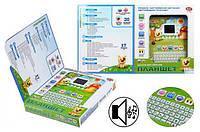 Руско-английский обучающий планшет для детей 7429