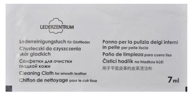 Салфетка с пропиткой для очистки кожи салона - КлинТорг - всё для автомоек, детейлинга и клининга в Киеве