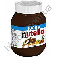 Шоколадно-ореховая паста Nutella 1000г (Германия 100%)