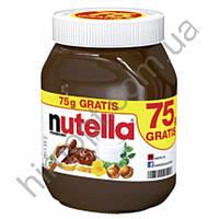 Шоколадно-ореховая паста Nutella 825г (Германия 100%)