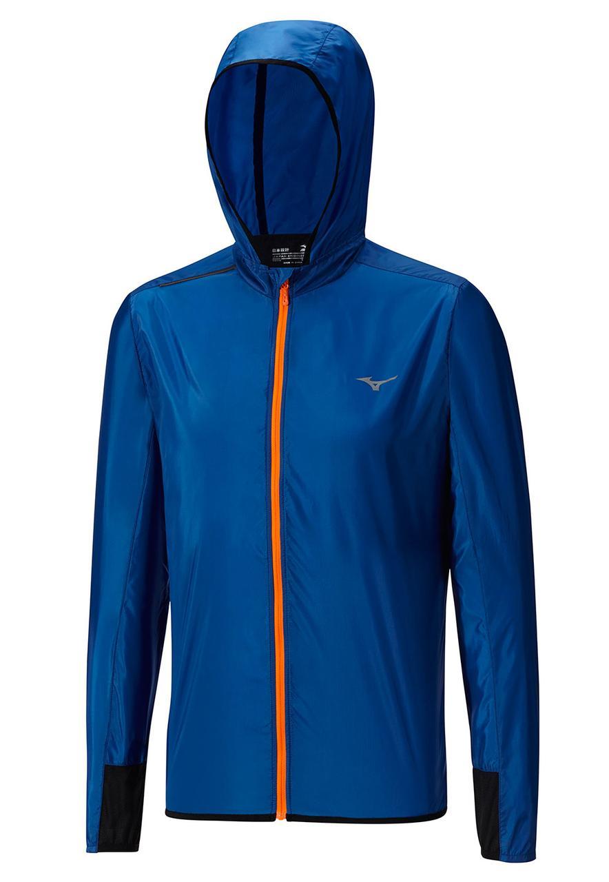 Ветровка Mizuno Lightweight Hoody Jacket код J2GC7003-24