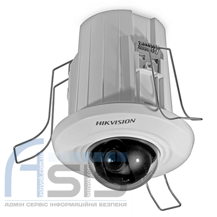 Встраиваемая IP видеокамера Hikvision DS-2CD2E20F (2.8мм), фото 2