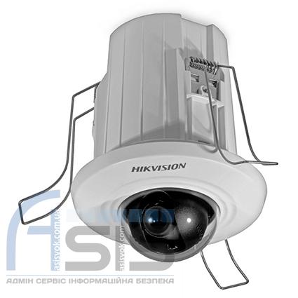 Вбудована IP відеокамера Hikvision DS-2CD2E20F-W (2.8 мм), фото 2