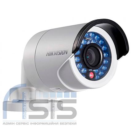 2.0 МП IP видеокамера Hikvision DS-2CD2020-I (12мм), фото 2