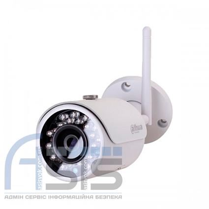 3.0 МП IP видеокамера Dahua DH-IPC-HFW1320S-W( 3.6мм), фото 2