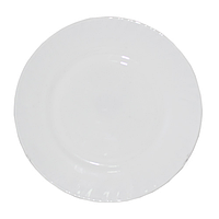 Тарелка стеклокерамика 18 см Белая SNT 30057-01-00