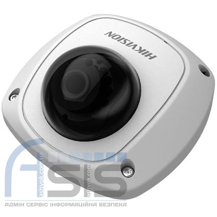 1.3 МП IP видеокамера Hikvision DS-2CD2512F-IS (2.8 мм), фото 2