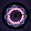 Красочная LED подсветка колес LC-D016, 32 светодиода, 32 рисунка, фото 4