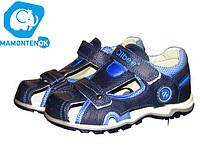 Кожаные сандалики TM Clibee р,35,36