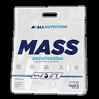 Гейнер Mass accelerotion 7 кг AllNutrition