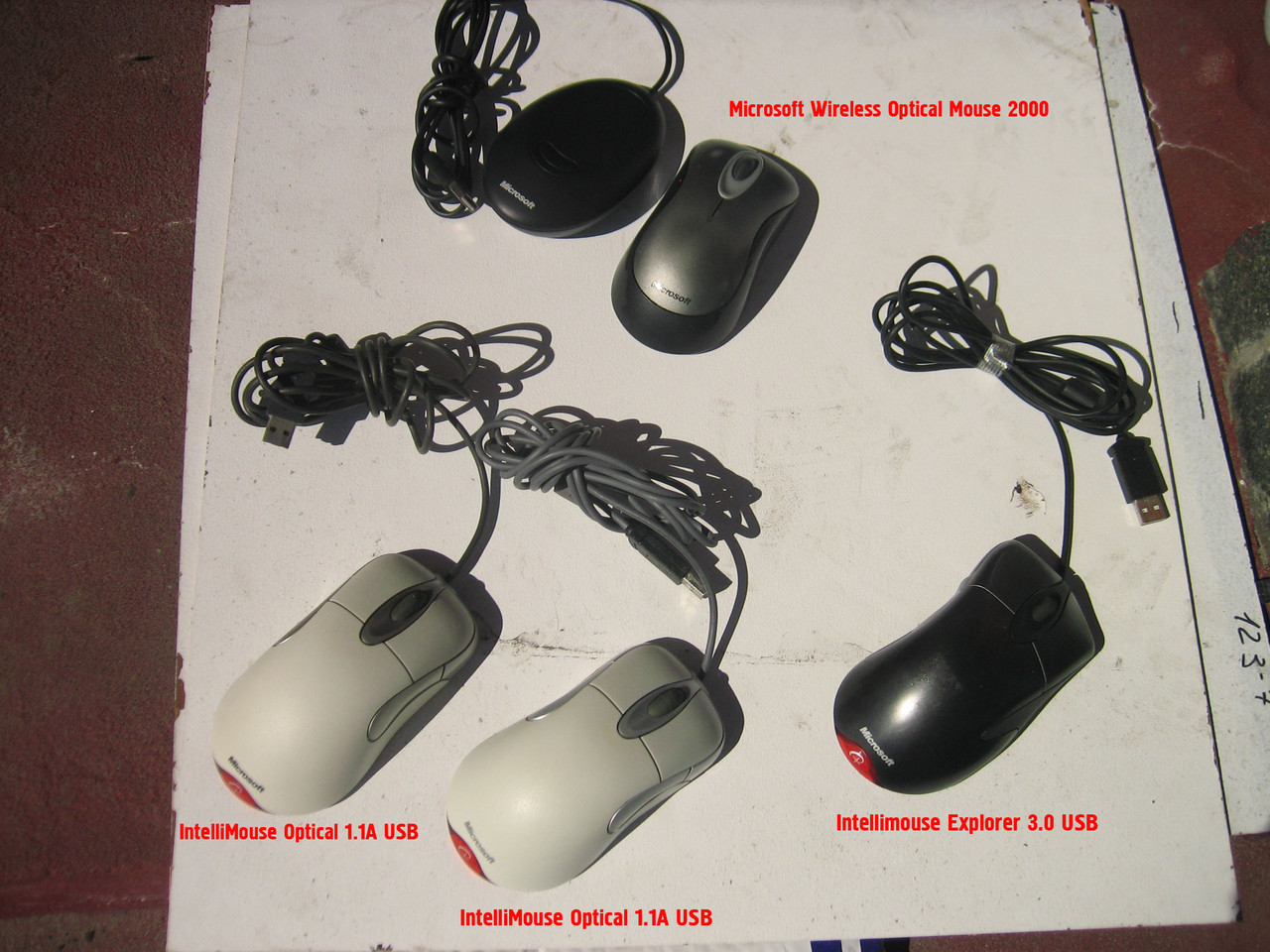 INTELLIMOUSE OPTICAL 1.1A USB DRIVERS FOR WINDOWS VISTA