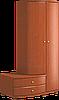 Шкаф с ящиками Орбита