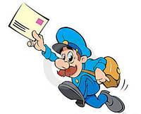 График работы почтовых компаний на 9 мая!