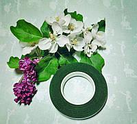 Тейп-лента насыщенный  зеленый, 10 мм толщина