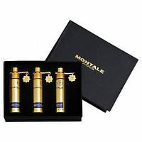 Набор парфюмерии Montale Amber & Spices 3*20 мл амбер и спайс