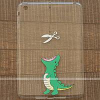 TPU чехол Dickics для iPad mini 1/2/3 Crocodile