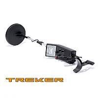 Металлоискатель Treker GC 1006 / дискриминация