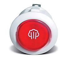 SILTER кнопка круглая TY YA 01 Buhar Serigrafli
