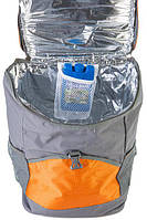 Сумка-холодильник GREEN CAMP, оранж (рюкзак)19,8л