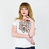 Вышивка на футболках - Маки крестиком, фото 6