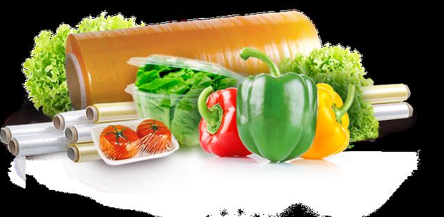 Стретч-пленка пищевая