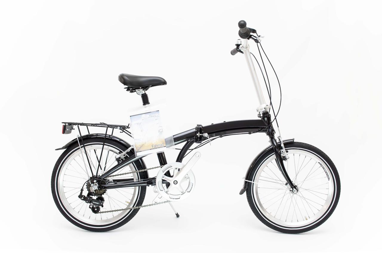 Складной велосипед Mifa 20 klapp Schwarz