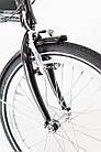 Складной велосипед Mifa 20 klapp Schwarz, фото 4