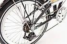 Складной велосипед Mifa 20 klapp Schwarz, фото 6