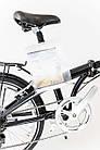 Складной велосипед Mifa 20 klapp Schwarz, фото 7