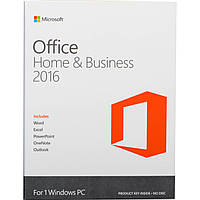 Купить Microsoft Office Home and Business 2016 32/64 Russian DVD (T5D-02290)