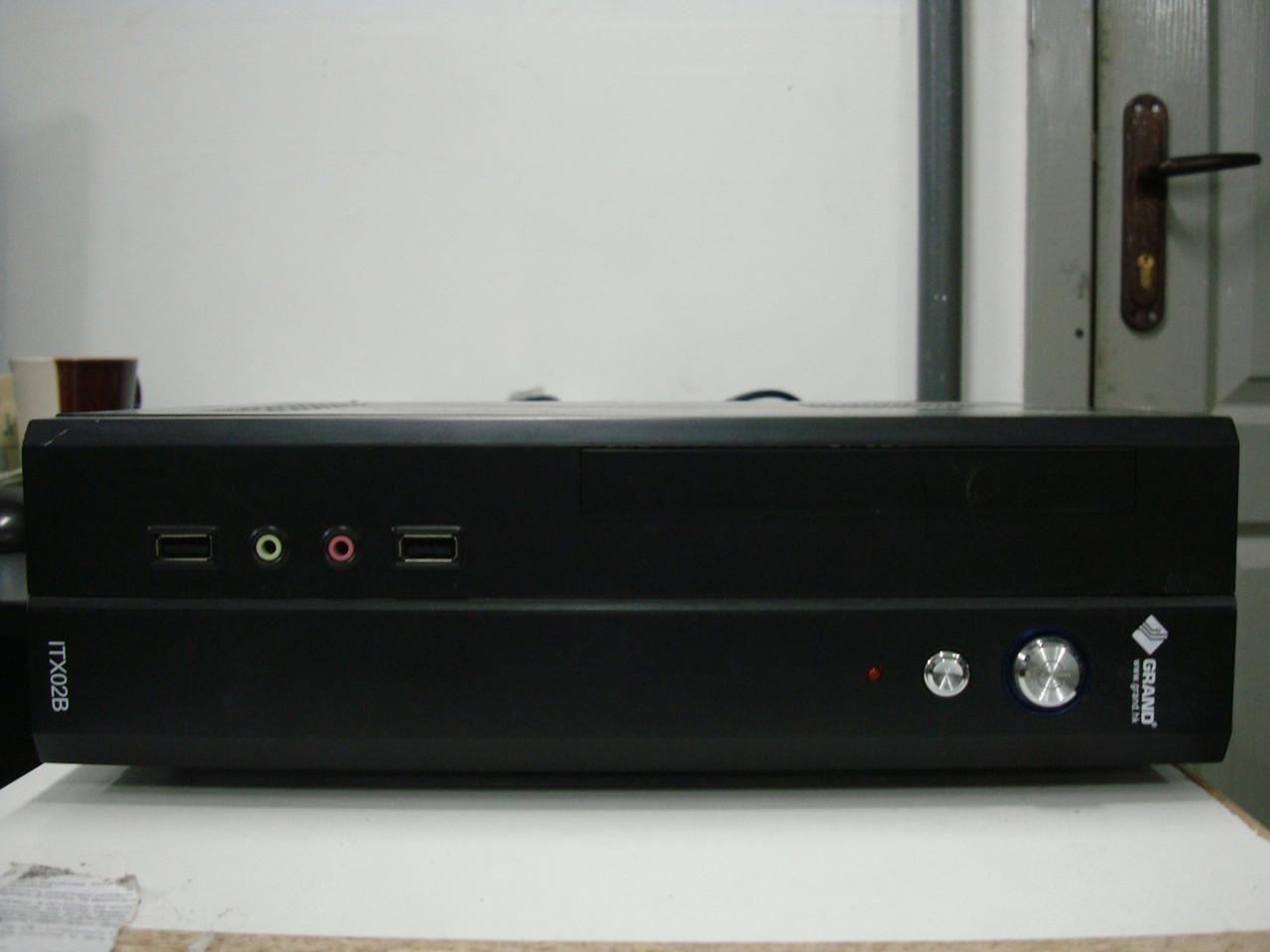 Корпус Grand ITX02B 150Вт Mini-ITX блок питания на запчасти