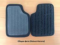 Ворсовые коврики в салон Volkswagen T5 (2+1) с 2003-09 г.