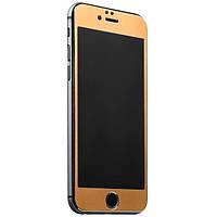 Защитное Стекло Full Screen iPhone 6 Gold, фото 1