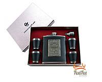 Подарочный набор с флягой Jack Daniels