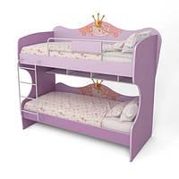 Серия «Cinderella» Кровать двухъярусная BRIZ