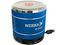 Портативная колонка NEEKA NK-2080A с радио и mp3