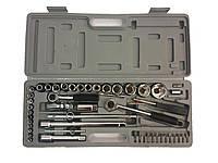 Набор торцевых гаечных ключей 52 предмета Extra 2283 в кейсе