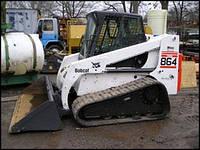 Аренда мини погрузчика BOBCAT 864