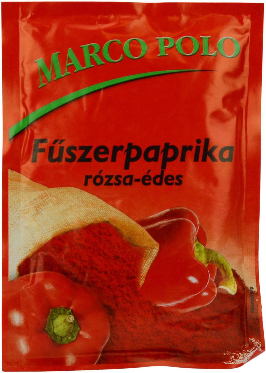Паприка из Венгрии фирмы Marco Polo 100гр.