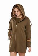 Женское пальто ПВ-29 Хаки, фото 1