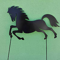 Декор для сада Лошадь