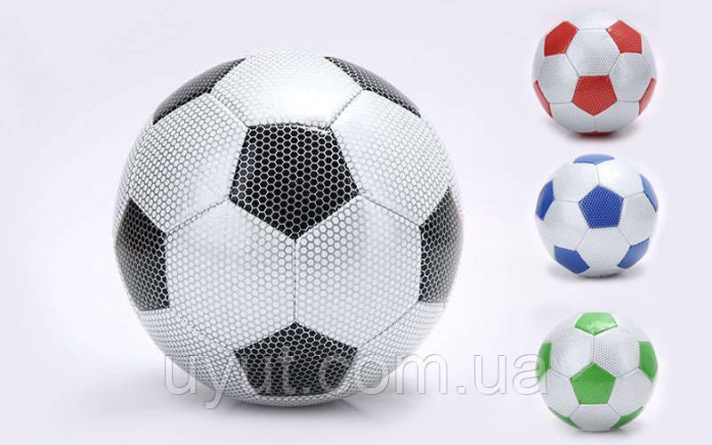Мяч футбольный №5 PU ламин. Сшит машинным способом CLASSIC (№5, 5сл., цвета в ассортименте)