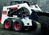 Аренда мини погрузчика BOBCAT S130